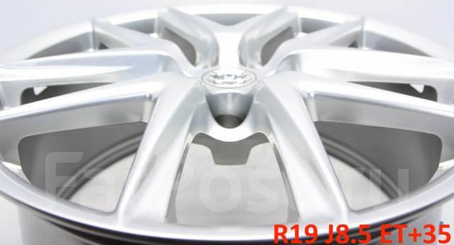 Toyota. 8.5x19, 5x114.30, ET38, ЦО 73,1мм.