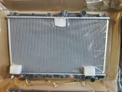 Радиатор охлаждения двигателя. Mitsubishi Mirage, CB3A, CA1A, CB1A, CA3A, CD3A, CC3A, CA2A, CB2A Mitsubishi Colt Mitsubishi Lancer, CB1A, CC3A, CA3A...