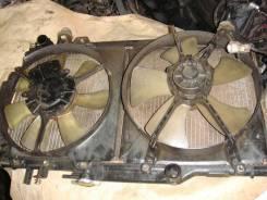 Вентилятор охлаждения радиатора. Toyota Carina, AT190, AT191, AT192, ST190, ST195 Toyota Corona, AT190, ST190, ST191, ST195 Toyota Caldina, ET196, ET1...