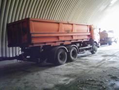 Камаз 45143. Камаз, 10 398 куб. см., 15 000 кг.