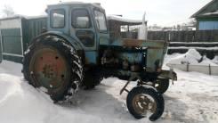 ЛТЗ Т-40. Трактор Т-40