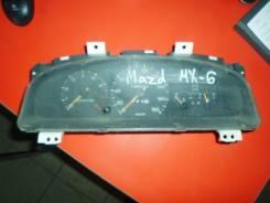 Панель приборов. Mazda: Capella, MX-6, Cronos, MPV, Autozam Clef, Sentia, Bongo Friendee, 626