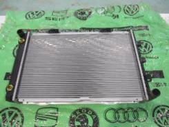 Радиатор охлаждения двигателя. Mercedes-Benz 190, W201 Mercedes-Benz W201