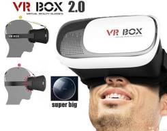 Распродажа по 690 руб 3-D видеоОчки с пультом VR BOX 2.0