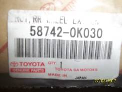 Пленка на фары. Toyota Hilux, KUN25 Двигатель 2KDFTV