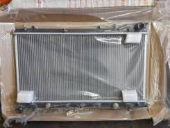 Радиатор охлаждения двигателя. Subaru Forester, SG5 Subaru Impreza Двигатели: EJ203, EJ202, EJ205