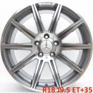 Mercedes AMG. 9.5x18, 5x112.00, ET35, ЦО 66,6мм.