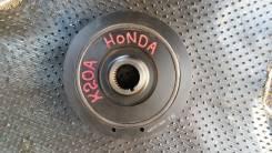 Шкив коленвала. Honda CR-V, RD5, RD4 Honda Stream, RN4, RN5, RN3 Honda Accord, CR3, CR6, CR5, CR7, CL8, CL7, CL9, CR2 Honda Stepwgn, RF4, RF5, RF3, RF...