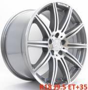 Mercedes. 9.5x18, 5x112.00, ET35, ЦО 66,6мм.