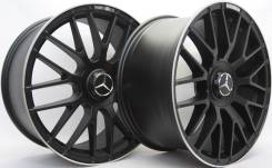 Mercedes. 8.5/9.5x19, 5x112.00, ET35/35, ЦО 66,6мм.