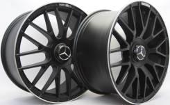 Mercedes AMG. 8.5/9.5x19, 5x112.00, ET35/35, ЦО 66,6мм.