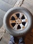 Toyota Land Cruiser Prado. 7.5x17