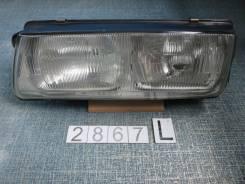 Фара. Mitsubishi Galant, E32A
