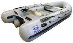 Sibriver Абакан-430 Jet Light. Год: 2017 год, длина 4,28м., двигатель подвесной, 40,00л.с., бензин