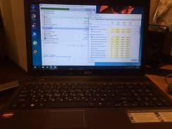 """Acer Aspire 5552G. 15.6"""", 2,3ГГц, ОЗУ 4096 Мб, диск 640 Гб, WiFi, Bluetooth, аккумулятор на 1 ч."""