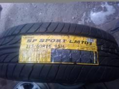 Dunlop SP Sport LM703. Летние, без износа, 5 шт