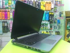 "HP ProBook 450. 15.6"", 2,4ГГц, ОЗУ 8192 МБ и больше, диск 500 Гб, WiFi, Bluetooth, аккумулятор на 3 ч."