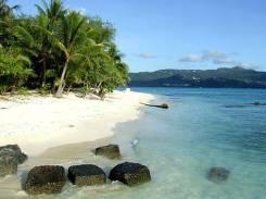 Северные Марианские о-ва. Сайпан. Пляжный отдых. Сайпан - Жемчужина Марианских островов