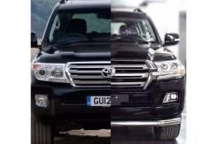 Кузовной комплект. Toyota Land Cruiser, VDJ200, GRJ76K, GRJ79K, J200, URJ202, URJ202W Двигатели: 1VDFTV, 1GRFE, 3URFE, 1URFE
