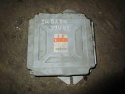 Блок управления двс. Subaru Outback Subaru Legacy Двигатель EJ25