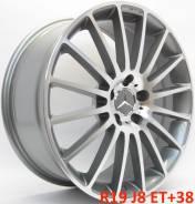 Mercedes. 8.0x19, 5x112.00, ET38, ЦО 66,6мм.