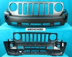 Бампер. Jeep Patriot