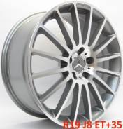 Mercedes. 8.0x19, 5x112.00, ET35, ЦО 66,6мм.
