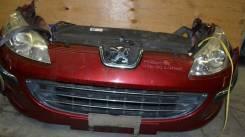 Ноускат. Peugeot 407