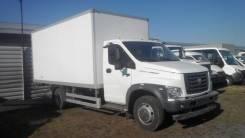 ГАЗ ГАЗон Next. ГАЗ Газон Next C41R33 изотермический фургон удлиненный, 4 400 куб. см., 4 570 кг.