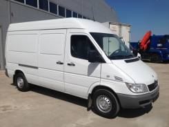 Mercedes-Benz Sprinter. Цельнометалический Classic 311S ISO, 3 000 куб. см., 1 435 кг.
