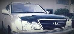 Дефлектор капота. Toyota Land Cruiser Cygnus Lexus LX470
