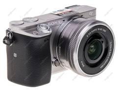 Sony Alpha ILCE-6000. 20 и более Мп