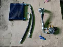 Трубка масляного радиатора. Toyota Mark II, JZX100, JZX110, JZX90 Двигатель 1JZGTE