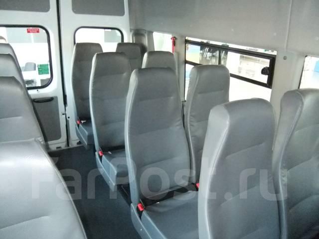 ГАЗ Газель Next. ГАЗель NEXT автобус, 2 800 куб. см., 16 мест
