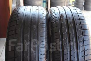 Michelin Pilot Sport 3. Летние, 2011 год, износ: 5%, 2 шт