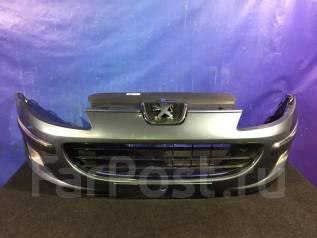 Бампер. Peugeot 407, 6C, 6D, 6E Двигатели: ES9, ES9A, EW10A, EW12A, EW12J4, EW7A