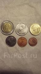 Таиланд набор 6 монет