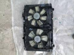 Радиатор охлаждения двигателя. Honda Accord, CW2, CU2 Двигатели: K24Z3, K24A