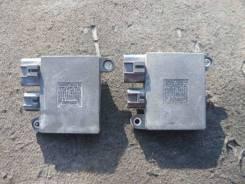 Блок управления вентилятором. Toyota Hiace, KDH206V Двигатель 1KDFTV