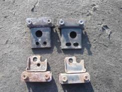 Крепление радиатора кондиционера. Toyota Hiace, KDH206V Двигатель 1KDFTV