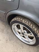 Продам колеса хром 18. 9.5/8.5x18 5x114.30