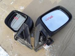 Зеркало заднего вида боковое. Mazda Proceed, UV56R Двигатель G5E