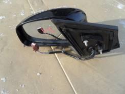 Зеркало заднего вида боковое. Nissan Wingroad, Y12 Двигатель HR15DE