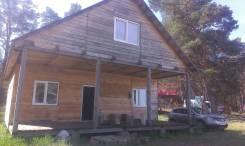 Продам или обменяю на автомобиль загородный дом на берегу озера