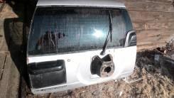 Дверь багажника. Chevrolet Tracker