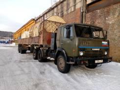 Камаз. Продам седельный тягач с полуприцепом, 10 850 куб. см., 20 000 кг.