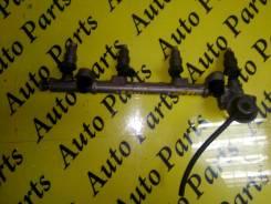 Топливная рейка. Toyota Carina, AT175 Двигатель 4AFE