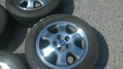 Toyota Corolla. 6.5x16, 5x114.30, ET45