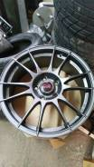 OZ Racing. 8.0x17, 5x114.30, ET45, ЦО 73,1мм.