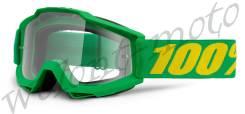 Очки 100% Прозрачная линза 100% Accuri Forrest (50200-134-02)
